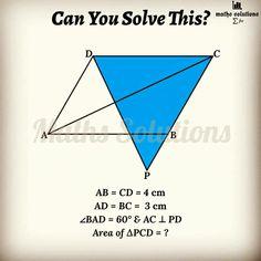 Geometry Problems, Mathematics Geometry, Trigonometric Functions, Math Genius, Maths Solutions, Math Questions, Algebra, Puzzles, Read More