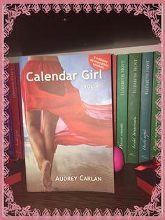 """Seria """"Calendar girl"""" de Audrey Carlan"""