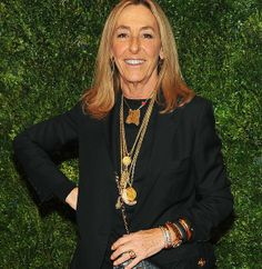Carlyne Cerf de Dudzeele Is Lucky's Fashion Editor at Large