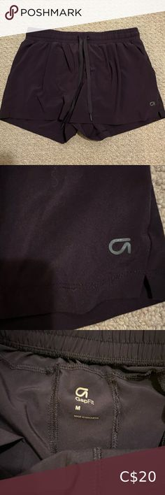 Gap fit shorts Gap fit unlined drawstring shirts, back pockets. Workout Shorts, Buy And Sell, Pockets, Purple, Best Deals, Fitness, Closet, Stuff To Buy, Armoire