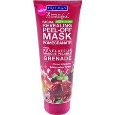 FreemanPomegranate Facial Revealing Peel-Off Mask $4.30