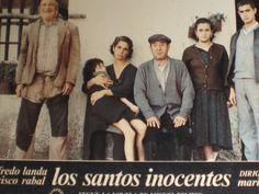 The Innocent Saints directed by Mario Camus 1984 (Los Santos Inocentes dirigida por Mario Camus)