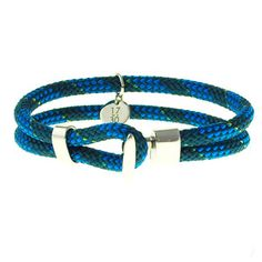 Armband Steuerbord Blau-Blau, 19€, now featured on Fab.