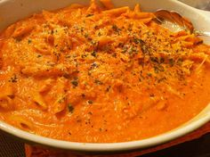 Penne alla Vecchia Bettola Recipe from Barefoot Contessa Foolproof by Ina Garten