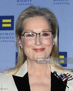 Actress Meryl Streep attends the 2017 Human Rights Campaign Greater New York Gala at The Waldorf Astoria on February 11, 2017 in New York City.
