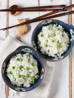 Mame Gohan - Japanese Green Peas Rice