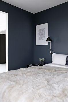 Dream Bedroom, Home Bedroom, Master Bedroom, Bedroom Decor, Teal Walls, Blue Rooms, Bedroom Inspo, Bedroom Inspiration, Stores