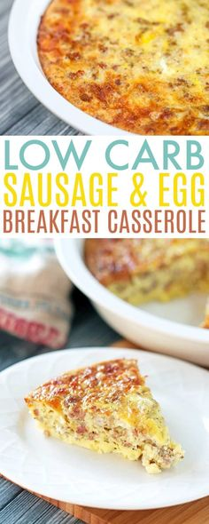 Looking for Easy Keto Breakfast Casserole Recipes? Here's Low Carb Keto Breakfast Casserole Recipes. These Make Ahead Ketogenic Diet for beginners with Casserole will make your morning happy. Low Carb Breakfast Casserole, Sausage Breakfast, Breakfast Recipes, Breakfast Ideas, Dinner Recipes, Low Carb Breakfast Easy, Lunch Recipes, Potato Recipes, Breakfast Gravy