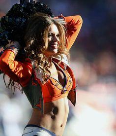 Denver Broncos Cheerleader