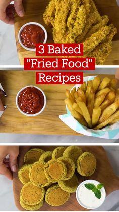 Fun Baking Recipes, Cooking Recipes, Tastemade Recipes, Vegetarian Recipes, Healthy Recipes, Appetizer Recipes, Appetizers, Easy Cooking, I Love Food