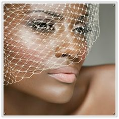 #Wedding #Bride #MakeUp #Veil brought to you by #WOMAfricaN