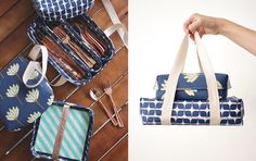 NEW PATTERN is here–the Hold it Bin – MADE EVERYDAY
