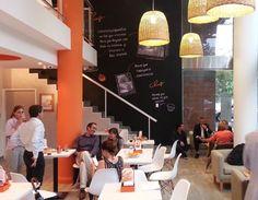 Diseño de locales comerciales gastronómicos – Chungo Roosevelt- Estudio BG+A