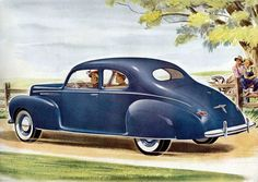 1940 Lincoln Zephyr Continental-Cabriolet