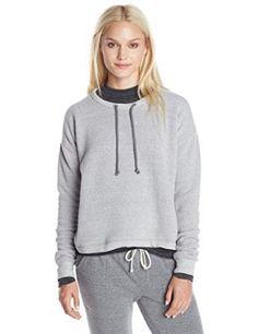 Alternative Women's Souvenir Crew-Neck Sweatshirt from $43.99 by Amazon BESTSELLERS