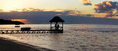 Outrigger Mauritius Sunset