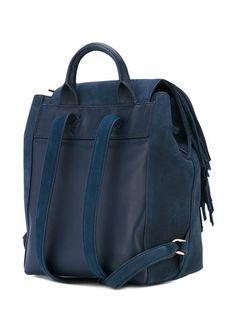 a1c1aa5959ff Tory Burch Harper Fringe Backpack - Farfetch