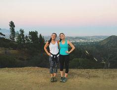 Two East Coast transplants living the L.A. dream