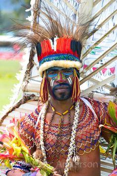 Bena tribe . Papua New Guinea