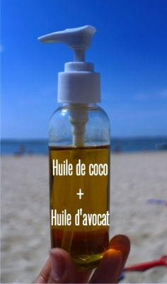 Huile de coco  + huile d'avocat Diy Beauty Makeup, Beauty Make Up, Beauty Care, Beauty Hacks, Hair Beauty, Beauty Tips, Natural Afro Hairstyles, Diy Hairstyles, Hair And Beard Styles