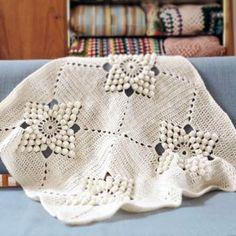 Smitten blanket crochet pattern