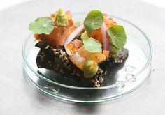 Award-winning KwaZulu-Natal chef Jackie Cameron puts her creative flair to work on heritage food. Try her Nori Crisp with Sesame Hake recipe.