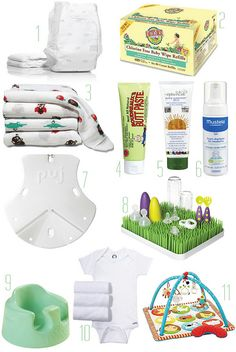 Natural Baby Product Recommendations