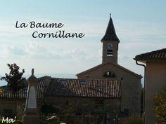[Drôme] La Baume Cornillane
