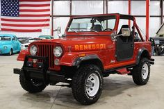 Buick 1969 Jeep for sale on Hemmings. Cj Jeep, Jeep Cj7, Jeep Wrangler, Vintage Jeep, Vintage Cars, Cool Jeeps, Cars And Motorcycles, Monster Trucks, Vehicles