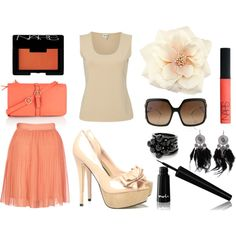 Summer**, created by krystl-92 on Polyvore