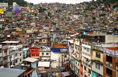 Favela, krottenwijk, migratie