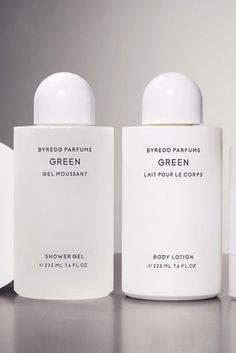 Byredo Green Body Care Set, minimal, brand concept, design, packaging, product design, logo, target market, logo design, brand identity