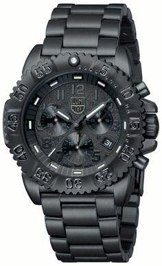 3182.BO - Authorized Luminox watch dealer - Mens Luminox NAVY SEAL STEEL COLORMARK CHRONOGRAPH 3180, Luminox watch, Luminox watches
