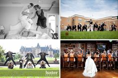 Here are some crazy ideas for wedding photos that brides might like to try. Click on pin for Pinterest tips.