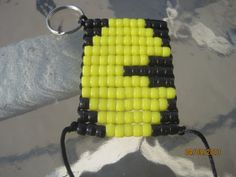 PacMan Pony Beads by Toadems