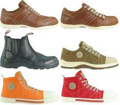 NEU HI-TEC Schuhe Unisex Sicherheitsschuhe S1 - S3 Arbeitsschuhe viele Modelle