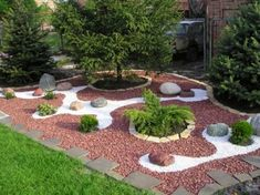 patios y jardines de casas
