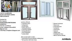 JJ and VV Aluminum, Glass and Iron works free estimate Show Case, Sliding Windows, Shower Enclosure, Wedding Receptions, It Works, Iron, Glass, Model, Home Decor