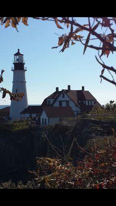 Portland  Maine  Lighthouse :)