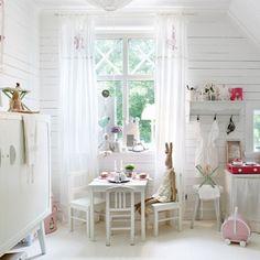 Ønsker du deg en helhetlig innredning hjemme? Ikke glem barnas rom!