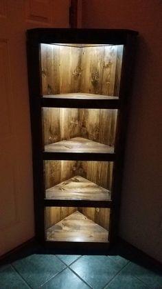Rustic corner shelf inspiration for your beautiful room silahsilah com /… – … - wood workings bedroom