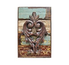 Love grows better with age architectural wood by ElizabethRosenArt