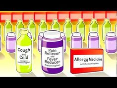 Taking Acetaminophen Safely: Many over the counter medicines contain acetaminophen so taking multiple cold remedies can lead to an overdose of acetaminophen.