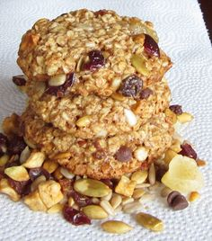 trail mix cookie