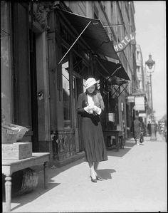 France. Paris 1933 // by Roger Parry