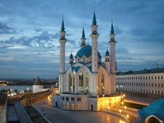 Kul Sharif Mosque Foto