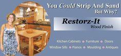 Restorz-it Wood Finish