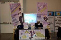 Mark Ress of Blitz Media Marketing Representing at the 2010 I.E. Largest Mixer