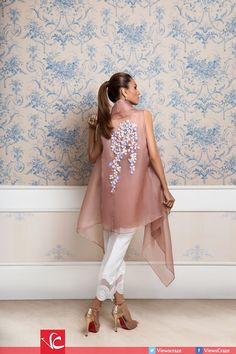 Momina Teli Luxury Pret Spring/Summer 2016 Lookbook