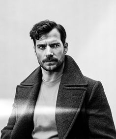 """""""My version of Superman is essentially of a guy who has spent his whole life alone."""" - Henry Cavill."""